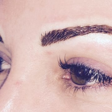 3D Hairstroke Eyebrows